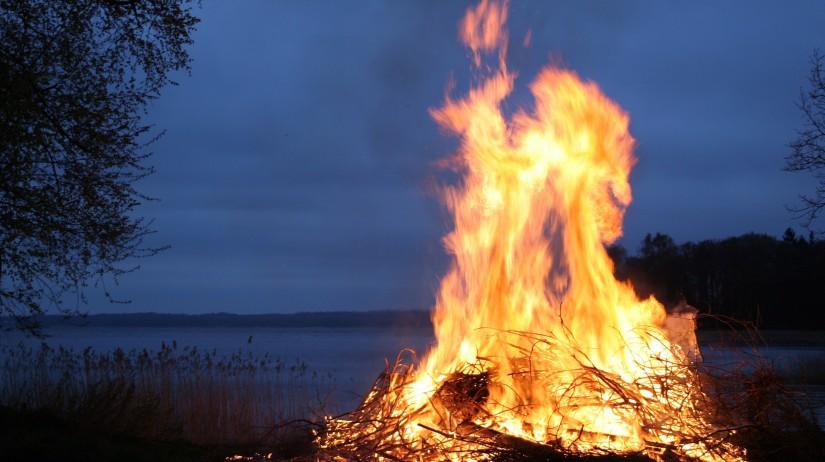Suché jarné počasie a nebezpečenstvo vzniku požiarov - upozornenie
