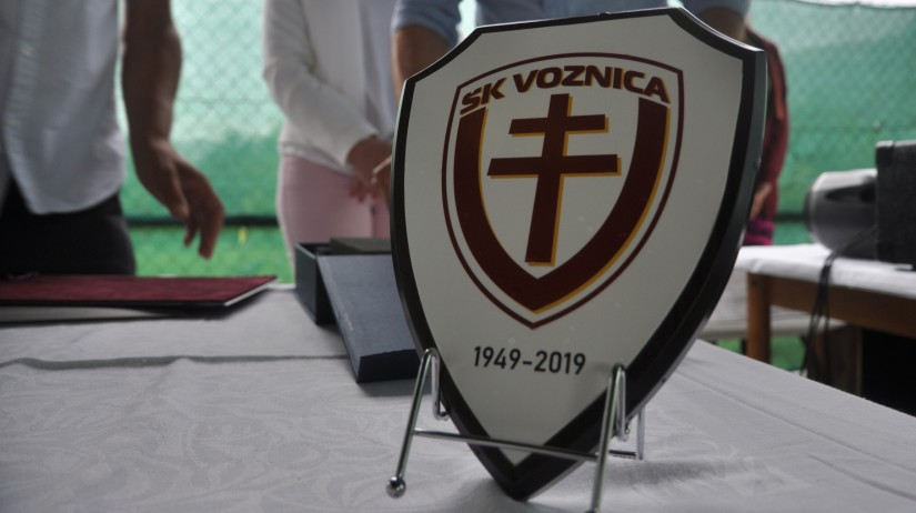 70. výročie Voznického futbalu