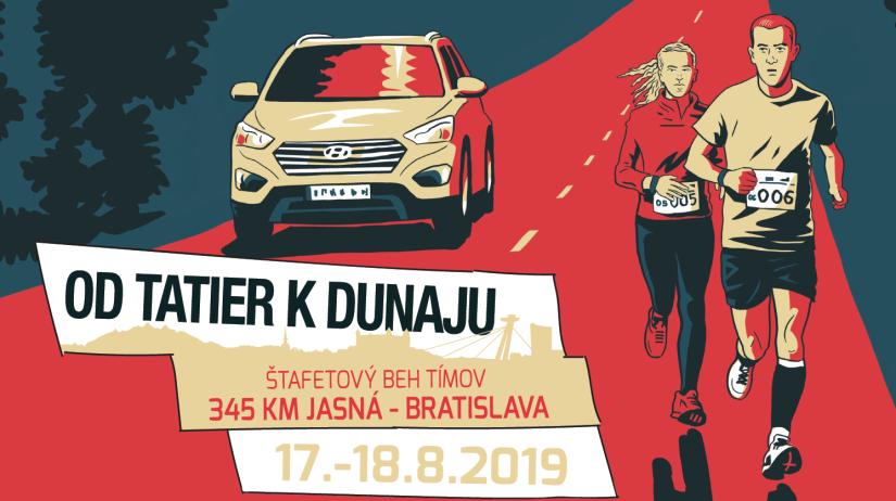 Od Tatier k Dunaju 2019