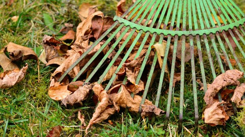Jesenné a jarné upratovanie