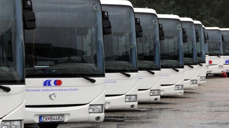 Autobusy budú jazdiť